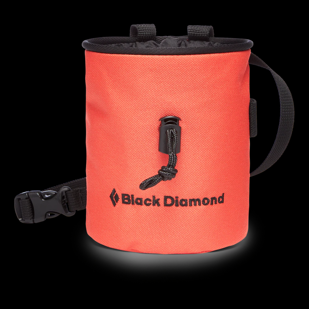 Black Diamond Mojo Chalk Bag - Coral