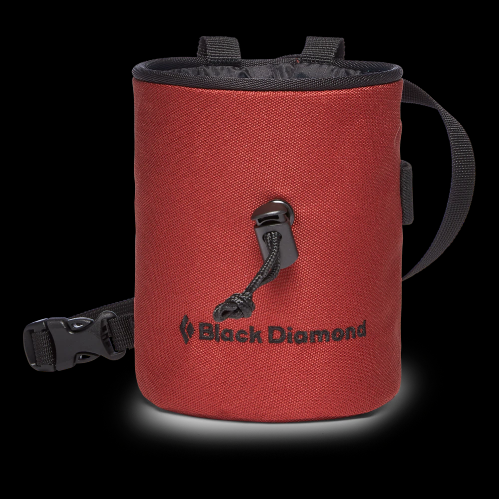 Black Diamond Mojo Chalk Bag - RedOxide
