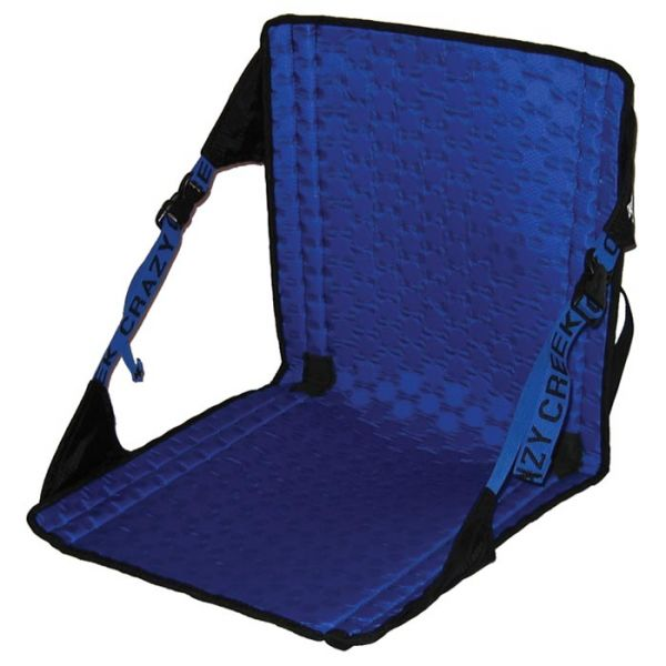 Crazy Creek Hex 2.0 Original Chair - BlkBlue