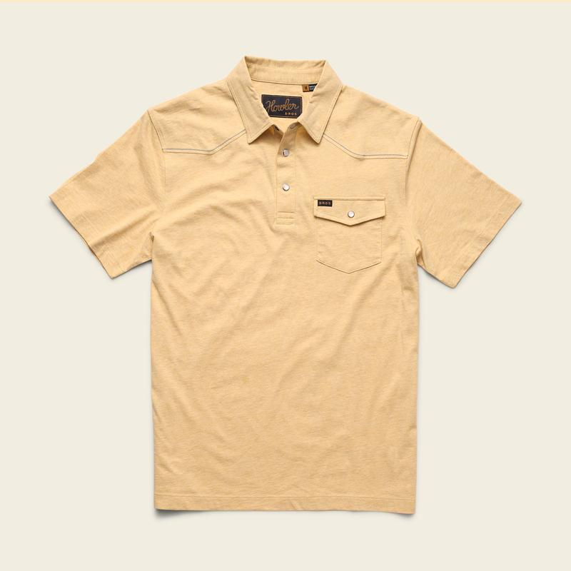 Howler Bro's Ranchero Polo - Men's - SFH