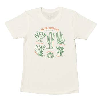 Keep Nature Wild - Desert Dwellers Tee