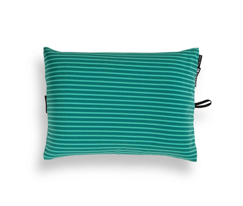 Nemo Fillo Elite Ultralight Backpacking Pillow - Saphire Stripe