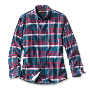 Orvis Flat Creek Tech Flannel - Men's - DSTBL