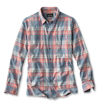 Orvis Flat Creek Tech Flannel - Men's