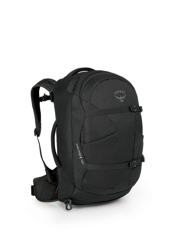 Osprey Farpoint Travel Pack Carry-On 40 - VOLCANIC GREY