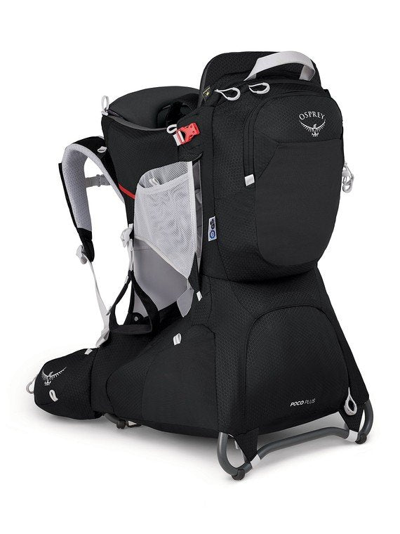 Osprey Poco Plus Child Carrier - StBlk