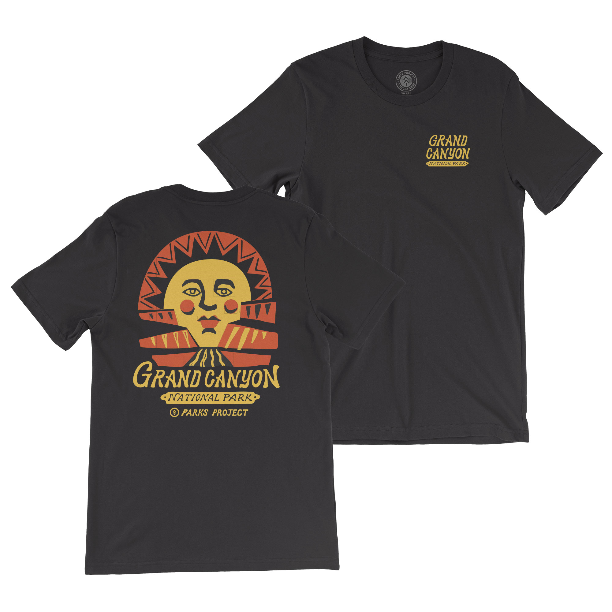 Parks Project Grand Canyon Mother Sun Tee