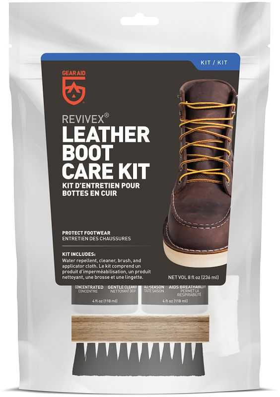 Revivex Boot Care Kit - Leather