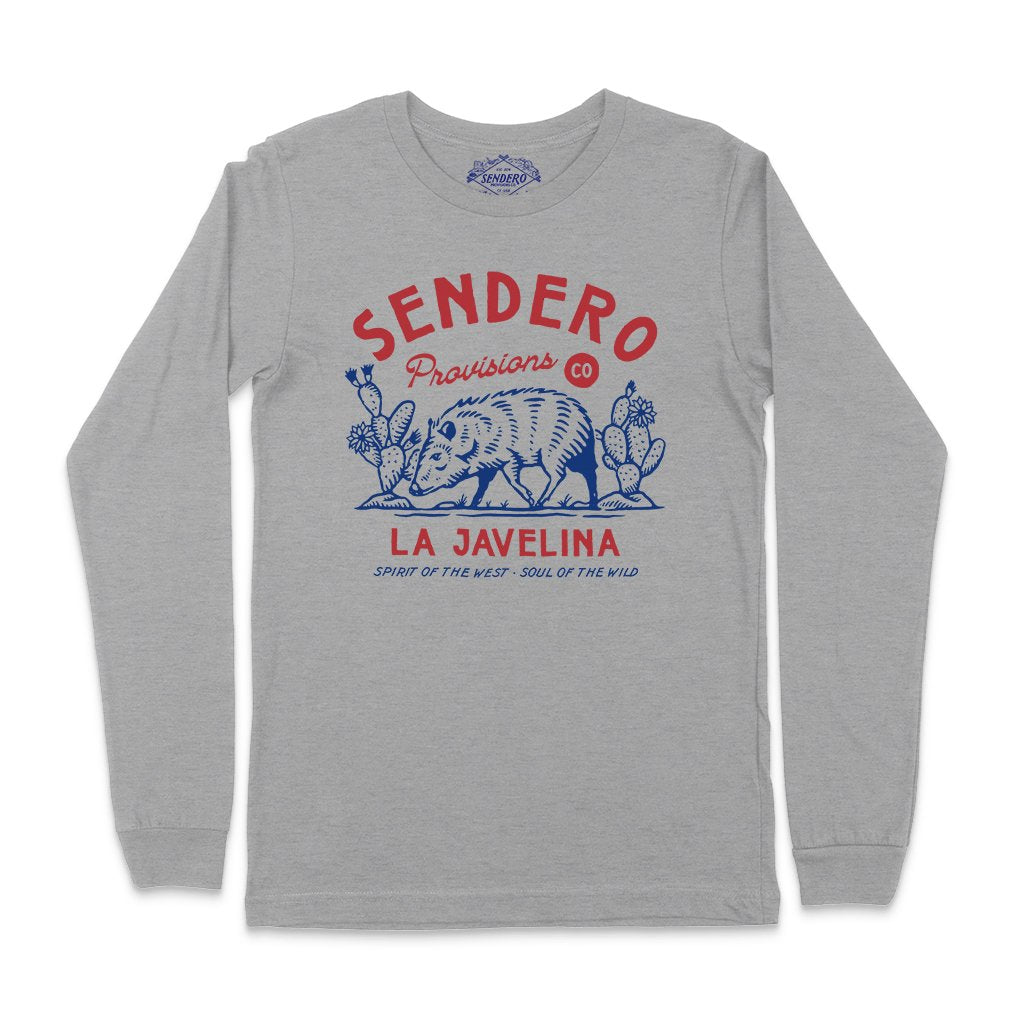 Sendero La Javelina Long Sleeve T-Shirt