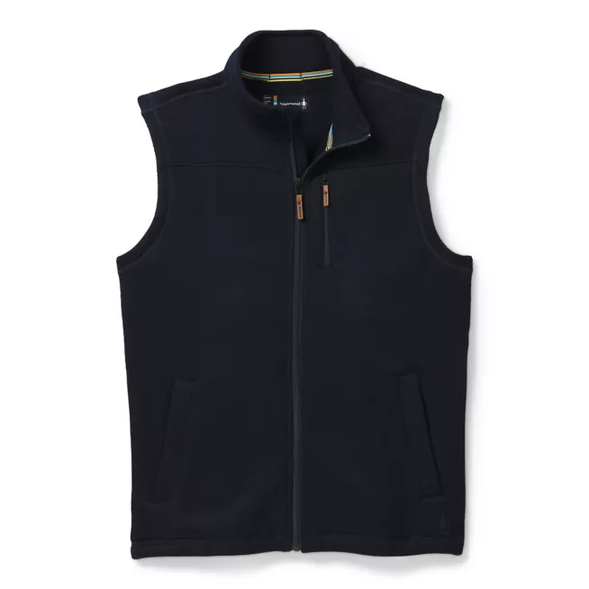 Smartwool Hudson Trail Fleece Vest - Men's - 410