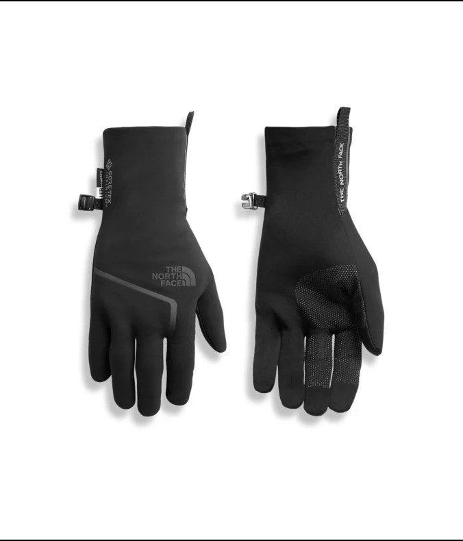 TNF Gore Closefit Soft Shell Gloves - Women's