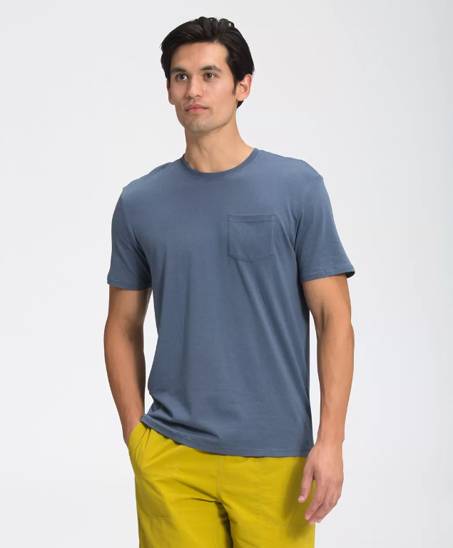 The North Face Best Tee Ever Pocket Tee - Men's - WC4