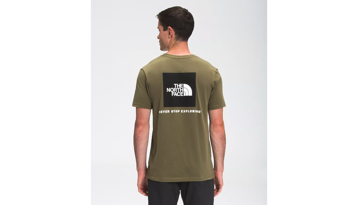 The North Face Box NSE Tee - Short Sleeve - 7D6