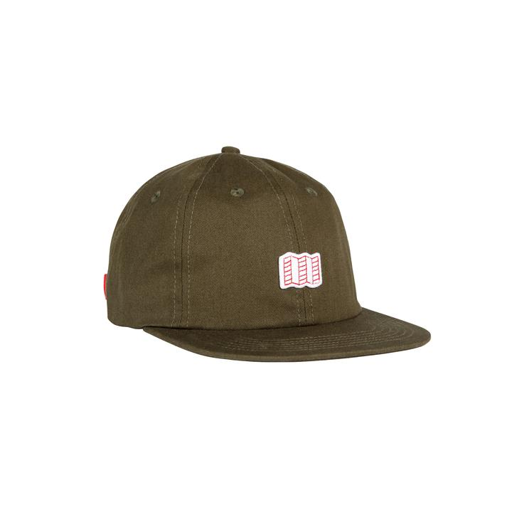 Topo Designs Mini Map Hat - Olive