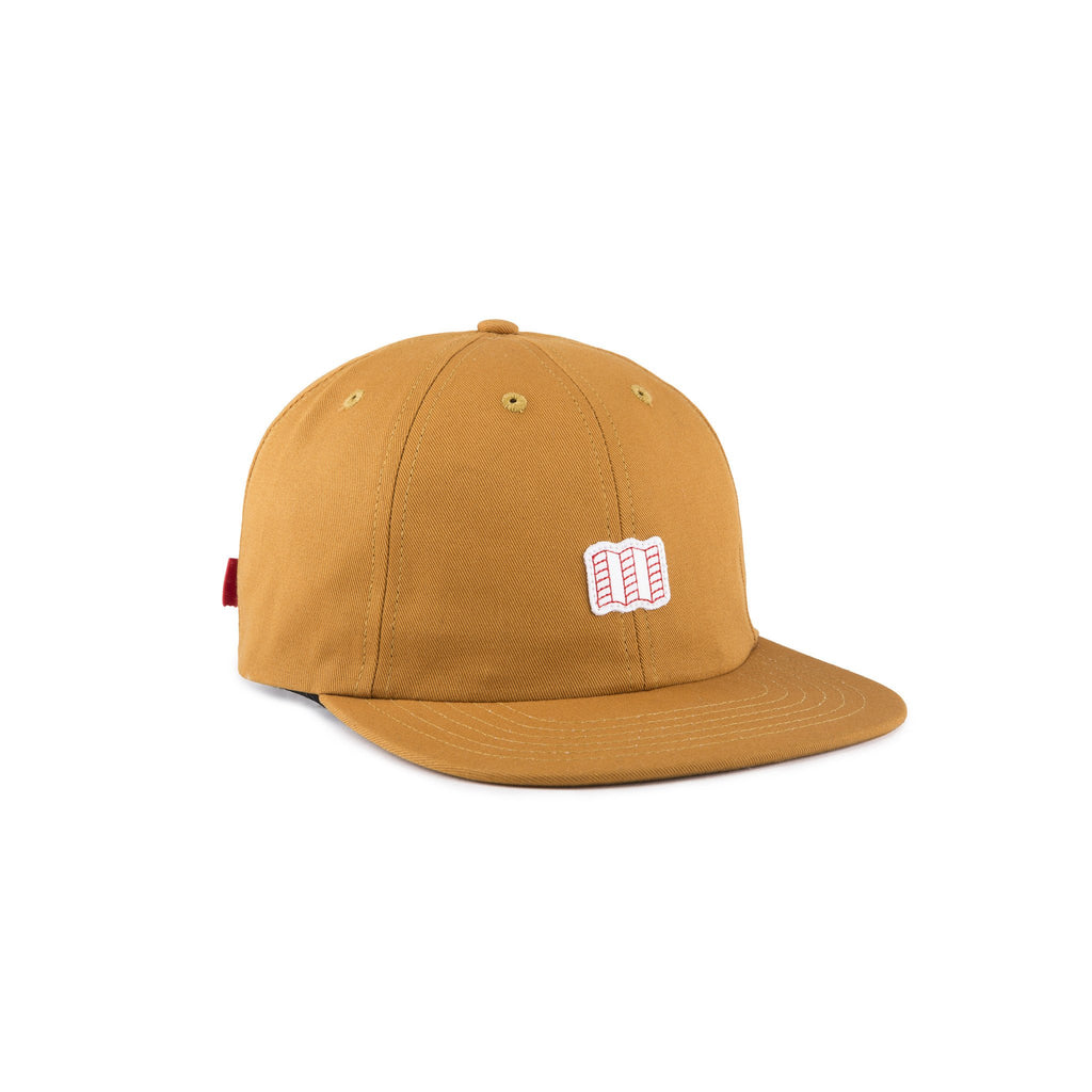 Topo Designs Mini Map Hat - Gold
