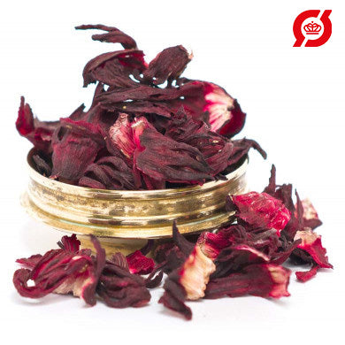 Hibiscus flower, whole