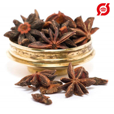 Star anise, whole