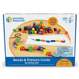 Beads & Pattern Cards Activity Set