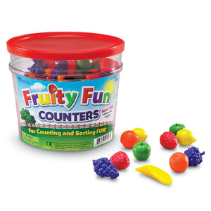 Fruity Fun™ Counters (Set of 108)