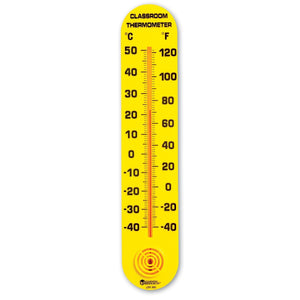 "15"" Classroom Thermometer"