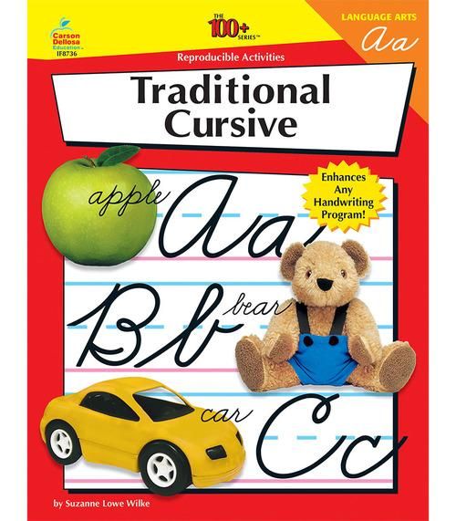 Cursive Writing, Grades 2 - 6