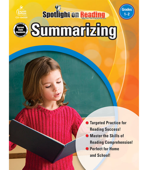 Summarizing, Grades 1 - 2
