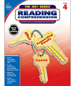 Reading Comprehension, Grade 4
