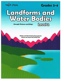 Landforms and Water Bodies Level 2