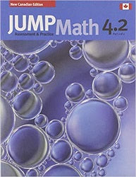 Jump Math Student AP Book 4.2 (New Edition)