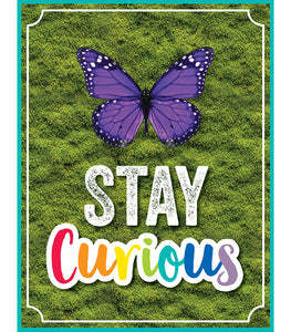 Woodland Whimsy Stay Curious Chart