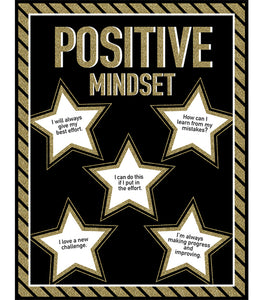 Sparkle and Shine Positive Mindset Chart