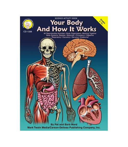 Your Body and How it Works, Grades 5 - 12