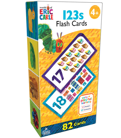 World of Eric Carle™ 123s Flash Cards
