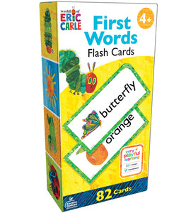 World of Eric Carle™ First Words Flash Cards