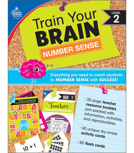 Train Your Brain: Number Sense Level 2