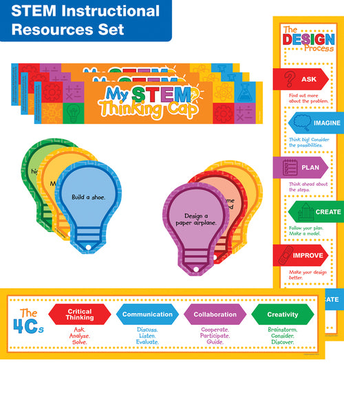 STEM Instructional Resources Set