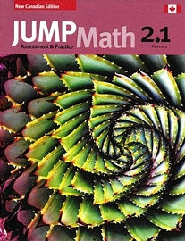 JUMP MATH Student AP Book 2.1 (New Edition)
