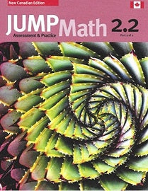 JUMP Math Student AP Book 2.2 (New Edition)
