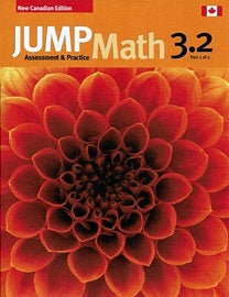 Jump Math Student AP Book 3.2 (New Edition)