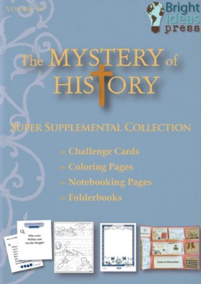 Mystery of History Volume IV Super Supplemental Collection CD