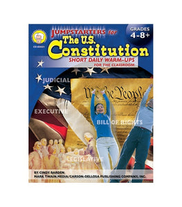 Jumpstarters for the U.S. Constitution, Grades 4 - 8