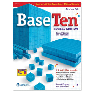 Base Ten Activity Book