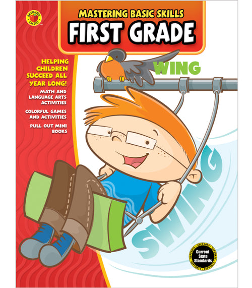 Mastering Basic Skills® First Grade Activity Book