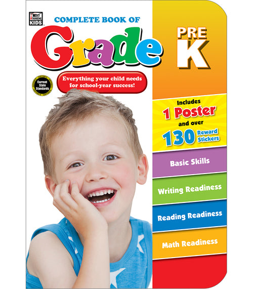 Complete Book of PreK