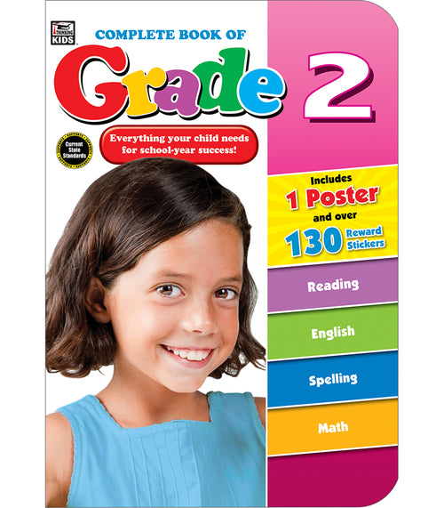 Complete Book of Grade 2