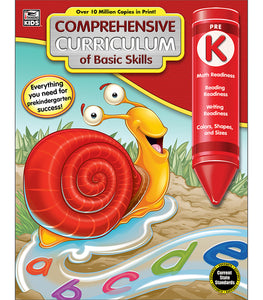 Comprehensive Curriculum of Basic Skills, Grade PK