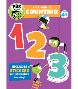 PBS Kids Stick with It: Counting