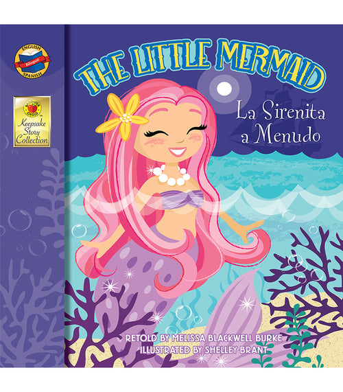 Keepsake Stories Keepsake Stories Little Mermaid: La Sirenita a Menudo
