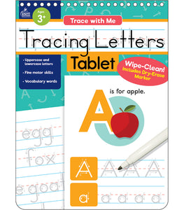 Trace with Me Tracing Letters Tablet
