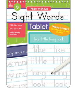 Trace with Me Sight Words Tablet
